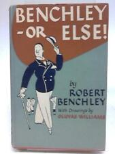 Benchley - or Else! (Robert Benchley - 1948) (ID:80700)