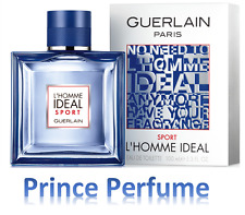 GUERLAIN L'HOMME IDEAL SPORT EDT VAPO NATURAL SPRAY - 100 ml