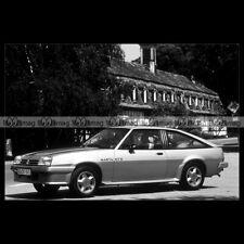 #pha.023605 Photo OPEL MANTA CC GTE 1977-1983 Car Auto
