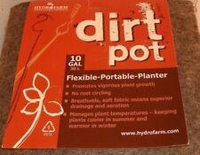 Dirt Pot 10 Gallon Flexible Portable Planter