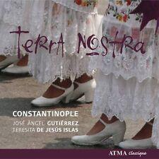 Constantinople - Terra Nostra [New CD]