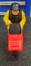 1989 Wicked Wheelie Complete Vintage Ghostbusters Kenner Vehicle & Figure