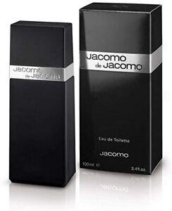 JACOMO DE JACOMO    EAU DE TOILETTE  100ml  SPRAY NEUF