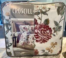 croscill king comforter set brand new