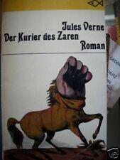 Jules Verne Der Kurier des Zaren  tb ##+