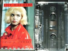 DAVID A STEWART LILY WAS HERE CASSETTE CANDY DUFFER EURYTHMICS SINGAPORE ISSUE
