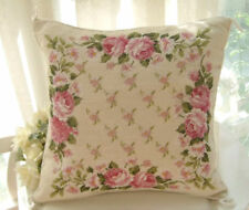 Gorgeous Needlepoint Woolen Decorative Cushion Cover F Clearance