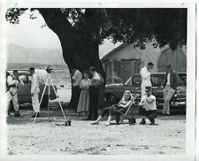 1950s SKY DIVING - Original Photo # 4