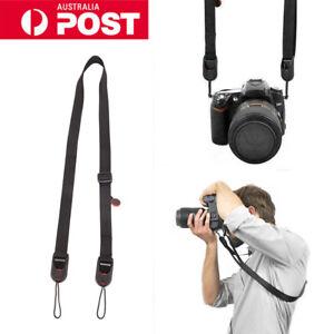 Quick Release SLR/DSLR Camera Strap Waist Neck&Leash Shoulder Strap Sling Buckle
