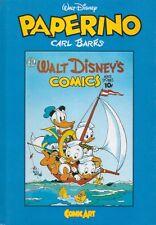 PAPERINO # 3 Carl Barks Comic Art IF Hard cover Walt Disney Copy Numbered