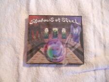 "Shadows of Steel ""Same"" 1997 cd Undergroun Symphony Digipack New Sealed"