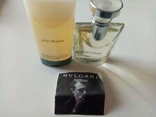 A new unique rarity Bvlgari Bulgari after Shave Pour Homme Lotion 50ml gel 75m