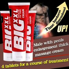 Herbal 100% Big Dick Enlargement Cream 65ml Increase Xxl Size Erection Free Ship