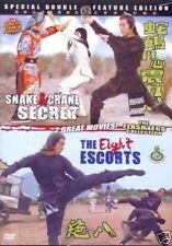 Snake & Crane Secret The Eight Escort