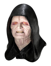 Star Wars Costume Accessory, Mens Emperor Palpatine Full Mask