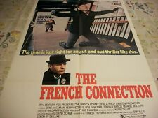 The French Connection   poster  1971