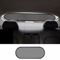Side Rear Window Screen Sunshade Sun Shade Cover For Car UV Protection New