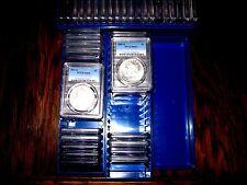 PCGS MS63 Blast White Morgan Silver Dollar U.S. Mint Coin