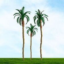 """MP Scenery Products 70528 - HO Scale - Palm 3"""" to 4"""", 3/pk"""