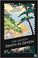 Ian Sansom __ Death in Devon _ Swanton Morley__Brandneue___Werbeantwort UK