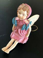 Cicely Mary Barker Flower Fairy Fairies Ornament Series Xiii