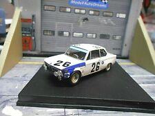 BMW 2002 ti 24h Spa Racing 1969 #26 Quester / Craft Touringcar Trofeu 1:43