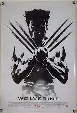 THE WOLVERINE DS ROLLED ORIG 1SH MOVIE POSTER HUGH JACKMAN  X-MEN (2013)