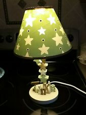 """VINTAGE CHILDREN'S ROOM TABLE LAMP """"TWINKLE"""" VERY GOOD CONDITION WITH BULB"""