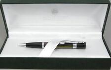 Monteverde Jewelria Mini Green Striated & Chrome Ballpoint Pen - New - 55% Off