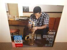 * John Coltrane . Plays The Blues . 180 Gr. New Sealed . Jazz . LP