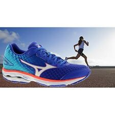 Chaussures De Running Jogging De Course de sport mizuno Wave Rider 19  Femme