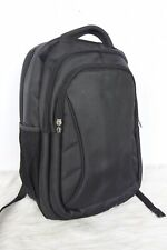 TUMI Black Nylon School Or Work Everyday Backpack