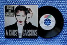 A CAUS' DES GARCONS / SP WEA 248 145-7 / 1987 ( F )