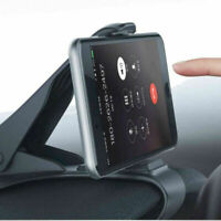 Supporto da Auto Cruscotto con Clip porta telefono Cellulare per Smartphone GPS