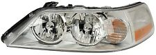 HEADLIGHT ASSEMBLY LEFT DORMAN 1591983 FITS 05-11 LINCOLN TOWN CAR