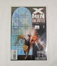 X-Men Unlimited (1st Series) #3 1993 Direct Edition Nice