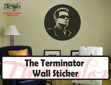 The Terminator Custom Wall Vinyl Sticker