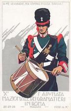 Z604) ROMA, 1 ADUNATA NAZIONALE DEI GRANATIERI.