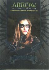 Arrow Season 2 Silver Foil Parallel Archers Chase Card A2 The Huntress