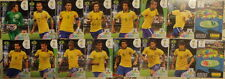 LOT 14 Panini Adrenalyn XL BRAZIL World Cup 2014 BRAZIL TEAM  FROM ARGENTINA
