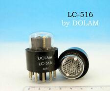 1x Vintage LC516 DOLAM NOS NIXIE Clock Digit Indicator Numerals Tube lc-516