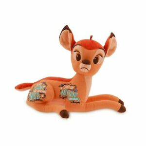 "New Disney Store Bambi Plush Wisdom Collection Limited Release Plush Toy 11"" H"