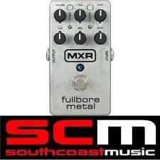 M116 MXR FULL BORE METAL DISTORTION ELECTRIC GUITAR EFFECTS FX PEDAL JIM DUNLOP