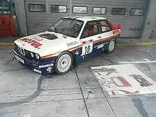 Bmw m3 e30 talla a Rally Tour de Corse winner Beguin 1987 Otto Model sp 1:18