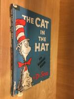 The Cat in the Hat First Edition First Printing Dr. Seuss 200/200