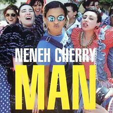 NENEH CHERRY Man CD Album 1998 WIE NEU Seconds/Woman 90s Pop / R&B Klassiker !
