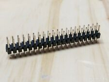 """40 Pin 2x20 2mm .07"""" Pitch Male Header GPIO  I/O IC Connector *Fast Ship US*"""