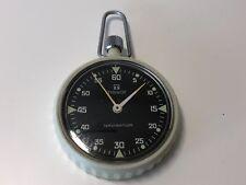 Rare TISSOT Navigateur Vintage Chronomètre Chronographe 53 mm
