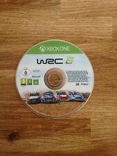WRC 6 FIA World Rally Championship für XBOX ONE * Play Disc Nur *