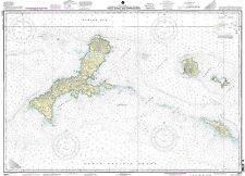 NOAA Chart Kiska Island and approaches 8th Edition 16441